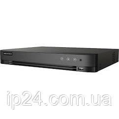Hikvision DS-7208HQHI-K2 видеорегистратор для системы видеонаблюдения