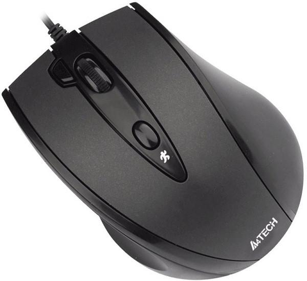 Миша A4 Tech N-770FX V-Track USB  (код 73066)