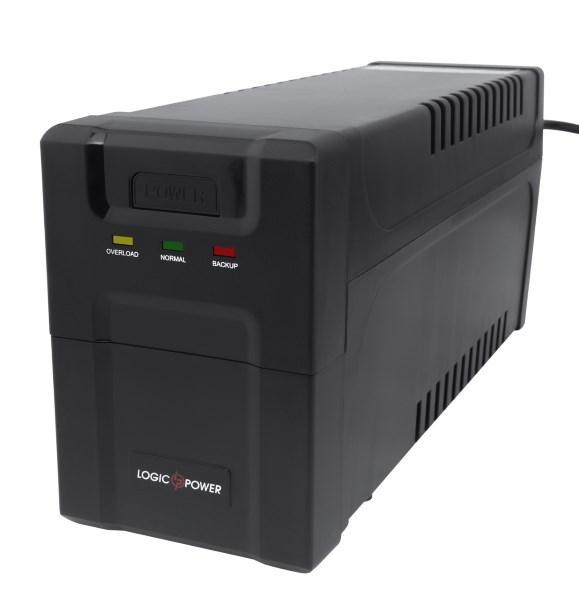 Блок безперебійного живлення LogicPower LP-U650VA-P (лінійно-інтерактивний) (код 79045)