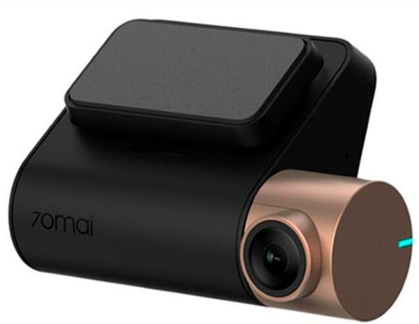 Відеореєстратор 70Mai Smart Dash Cam Lite D08 WiFi (Global version), 1920х1080, 130°, microSD, 500mAh, 89г,
