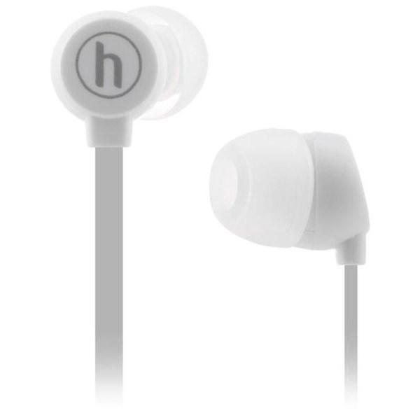 Навушники Навушники Hapollo EP-1010 Білий (код 83235)