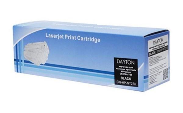 Картридж HP CE278A LJ/Canon 726 (NT278) 2.1 kpg *Dayton (код 96068)
