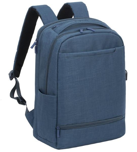 """Рюкзак 17.3"""" RivaCase 8365 (Blue) (код 96099)"""