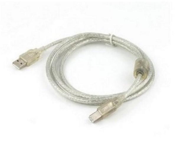 Кабель USB 2.0 Cablexpert  CCF-USB2-AMBM-TR-0.75M A-папа/В-папа 0.75м (код 87986)