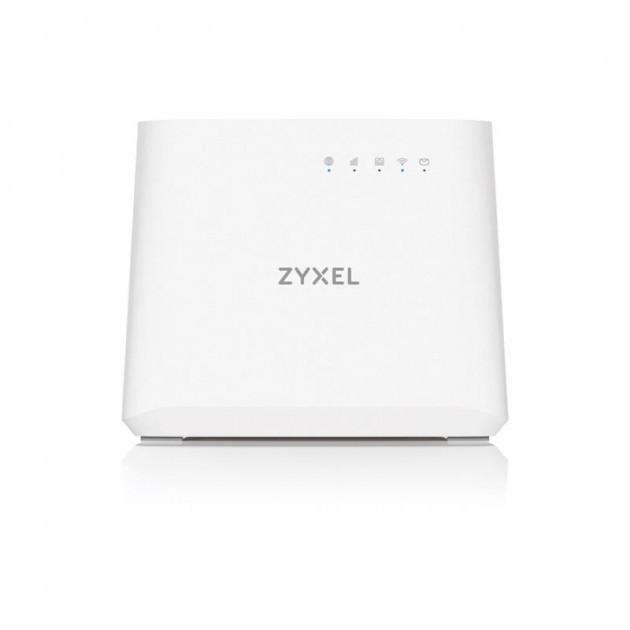 Маршрутизатор Zyxel LTE3202-M430 (N300, 4xFE LAN, 1xSim, LTE cat4) (код 113444)
