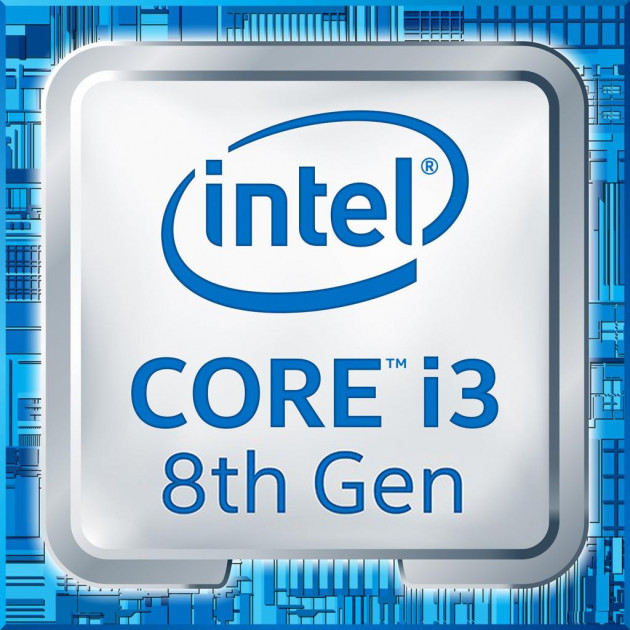 Процесор CPU Core i3-8100 Quad-Core 3,60Ghz/6Mb/s1151/14nm/65W   Coffee Lake-S (CM8068403377308) Tray (код