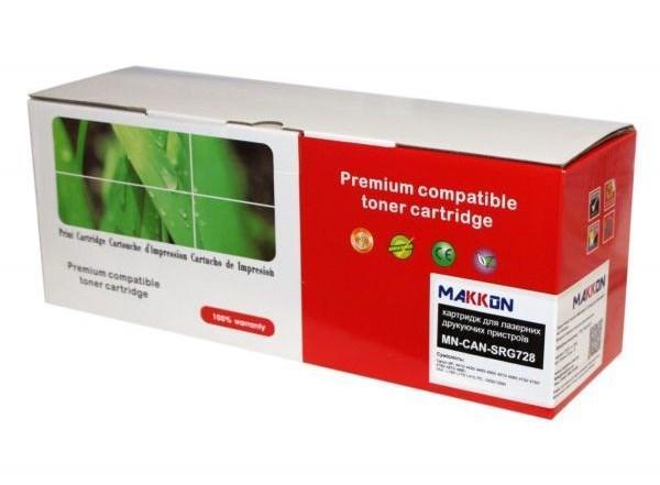 Картридж CANON 728/HP LJ CE278A (SRG728)  2.1kpg  *Makkon (код 106644)