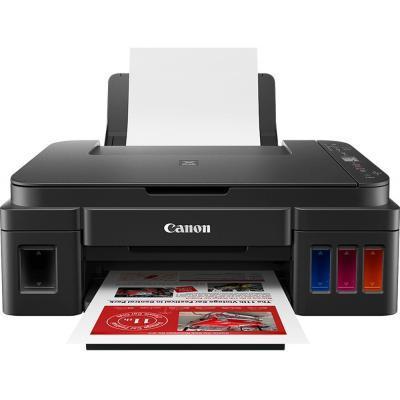 Багатофункціональний пристрій A4 Canon Pixma G3415 з Wi-Fi  (СНПЧ) (2315C029) (код 103102)