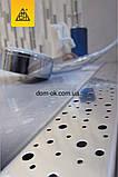 Душевой канал MCH CH-350DN3* с решеткой Капли, фото 6