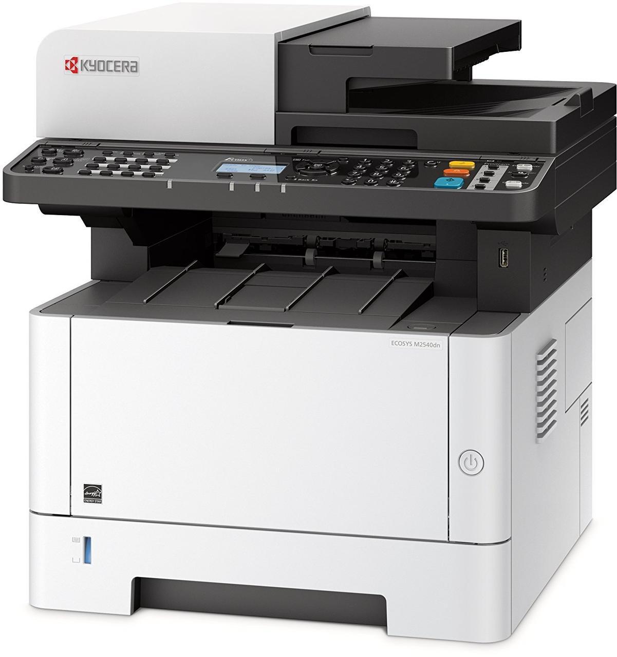 Багатофункціональний пристрій MFP A4 KYOCERA ECOSYS M2040dn лазерна, монохромна, A4, 1200 х 1200, Ethernet,