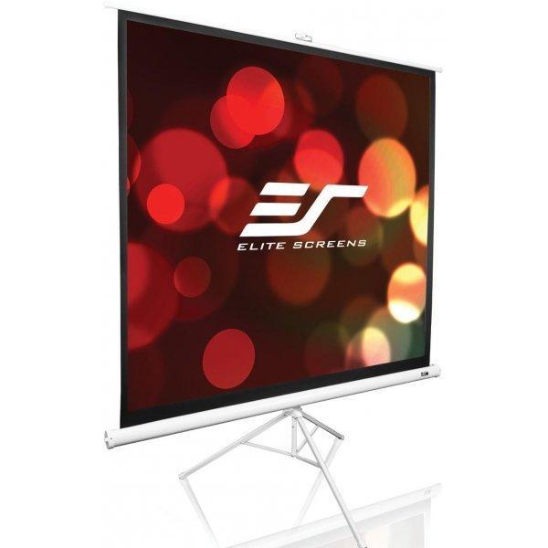 """Екран ELITE SCREENS 177 Х 177см, 99""""(1:1) мобільний з триногою (T99NWS1) (код 44513)"""