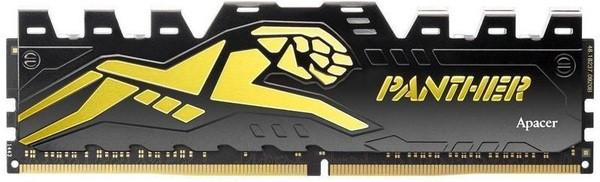 Пам'ять DDR4 RAM 8GB Apacer 2666MHz PC4-21300 Panther Golden (EK.08G2V.GEC) (код 101167)