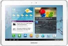 Планшет Samsung Galaxy Tab 2 10.1 3G GT-P5100 White
