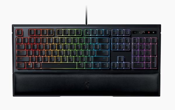 Клавіатура ігрова Razer Ornata CHROMA USB (RZ03-02040700-R3R1) (код 91402)