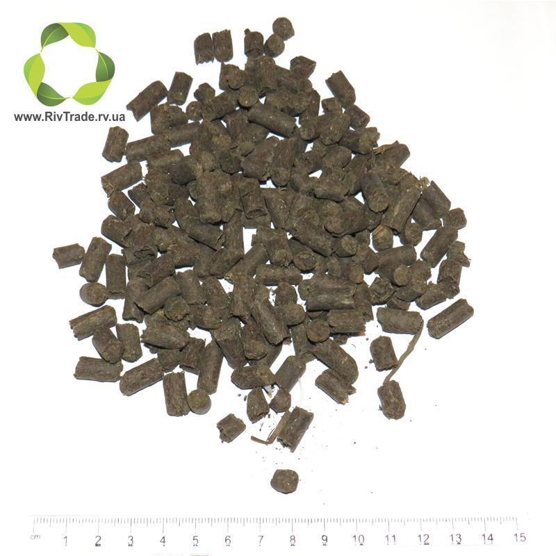 Uphos Organic+ куринный компост (палетовидная гранула)