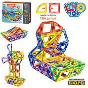 Конструктор Limo Toy магнитный 3D 103 деталей Magnetic Sheet LT1004