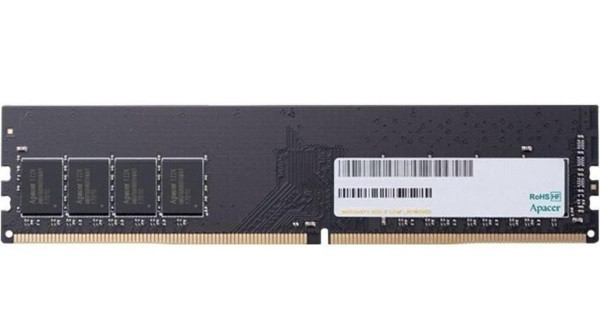 Пам'ять DDR4 RAM 8GB Apacer 2400MHz PC4-19200 (EL.08G2T.GFH) (код 97795)