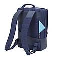 """Рюкзак 15.6"""" RivaCase 7960 (Blue) (код 97797), фото 3"""