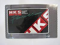 Автомобильный коврик липучка HKSI (210x125)