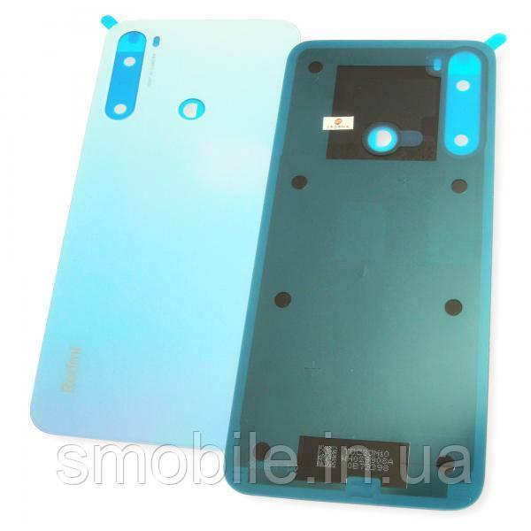 Xiaomi Скло задньої кришки Xiaomi Redmi Note 8 місячно-біле (оригінал Китай)