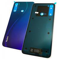Стекло задней крышки Xiaomi Redmi Note 8 синее (оригинал Китай), фото 1