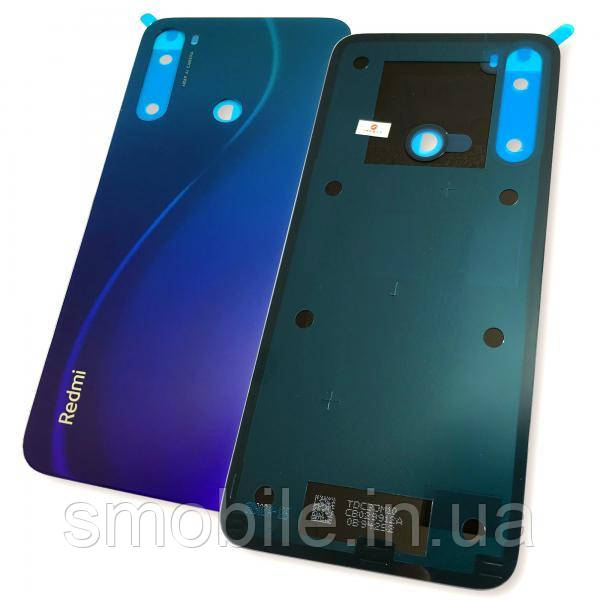 Xiaomi Скло задньої кришки Xiaomi Redmi Note 8 синє (оригінал Китай)