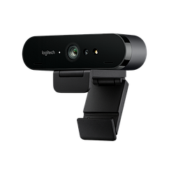 Камера Logitech Webcam HD BRIO Ultra HD 4K (3840x2160) EMEA (960-001106) (код 105718)