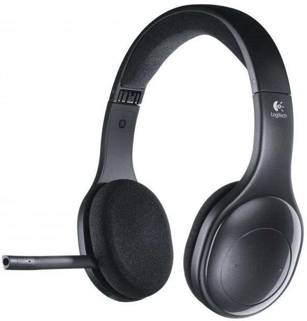Навушники Logitech Wireless Headset H800 (981-000338)  (код 53824)