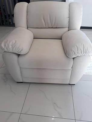 Скидка на комплект мягкой мебели: диван + кресло, фото 2