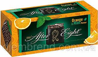 Шоколад с мятой и апельсином After Eight Chocolate orange mints Limited Edition, 200 g