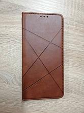 Чехол-книжка Samsung A21S BUSINESS Brown