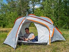 Палатка-тент 3х местная KILIMANJARO SS-06Т-025 3м, фото 3