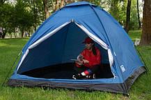 Палатка 3х местная KILIMANJARO SS-06Т-101-2 3м, фото 3