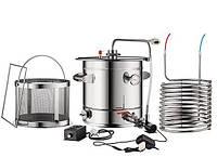Домашняя пивоварня AquaGradus CraftMaster - комплект 30 литров, фото 1