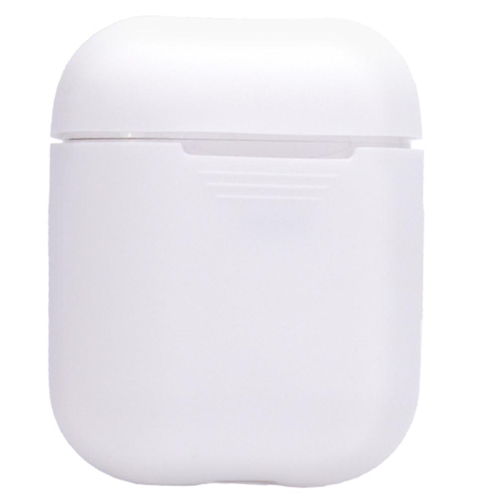 Чехол силиконовый для Airpods Case 3 White