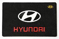 Автомобильный коврик липучка Hyundai (185x120)