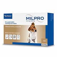 Таблетка Milpro для собак от 0,5кг до 5кг