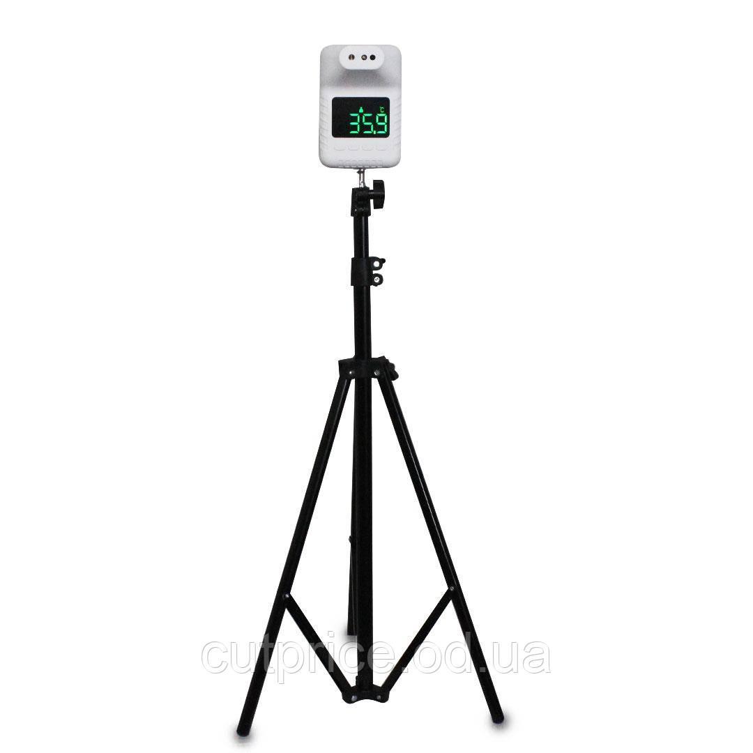 Стаціонарний безконтактний термометр Hi8us HG 02 з голосовими повідомленнями (50)
