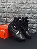 Ботинки демисезонные кроссовки кеды ботинки puma