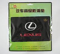 Автомобильный коврик липучка Lexus (185x120)