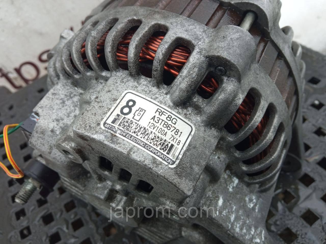 Генератор Mazda 6 GG GH 5 100A 05-12г.в. RF8G 2,0 дизель RF7G