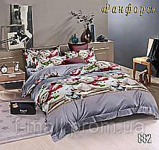 Комплект детского постельного белья Тет-А-Тет (Украина) ранфорс полуторное (882)