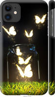 "Чехол на Apple iPhone 11 Бабочки ""2983c-1722-29584"""