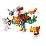 Конструктор LEGO Minecraft Приключения в тайге 74 детали (21162), фото 2