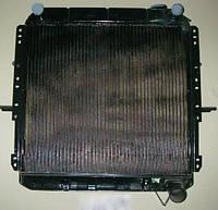 Радиатор МАЗ-500 основной 4-х рядный медный