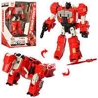 Детский трансформер робот-динозавр TF детские игрушки робот машинка трансформеры