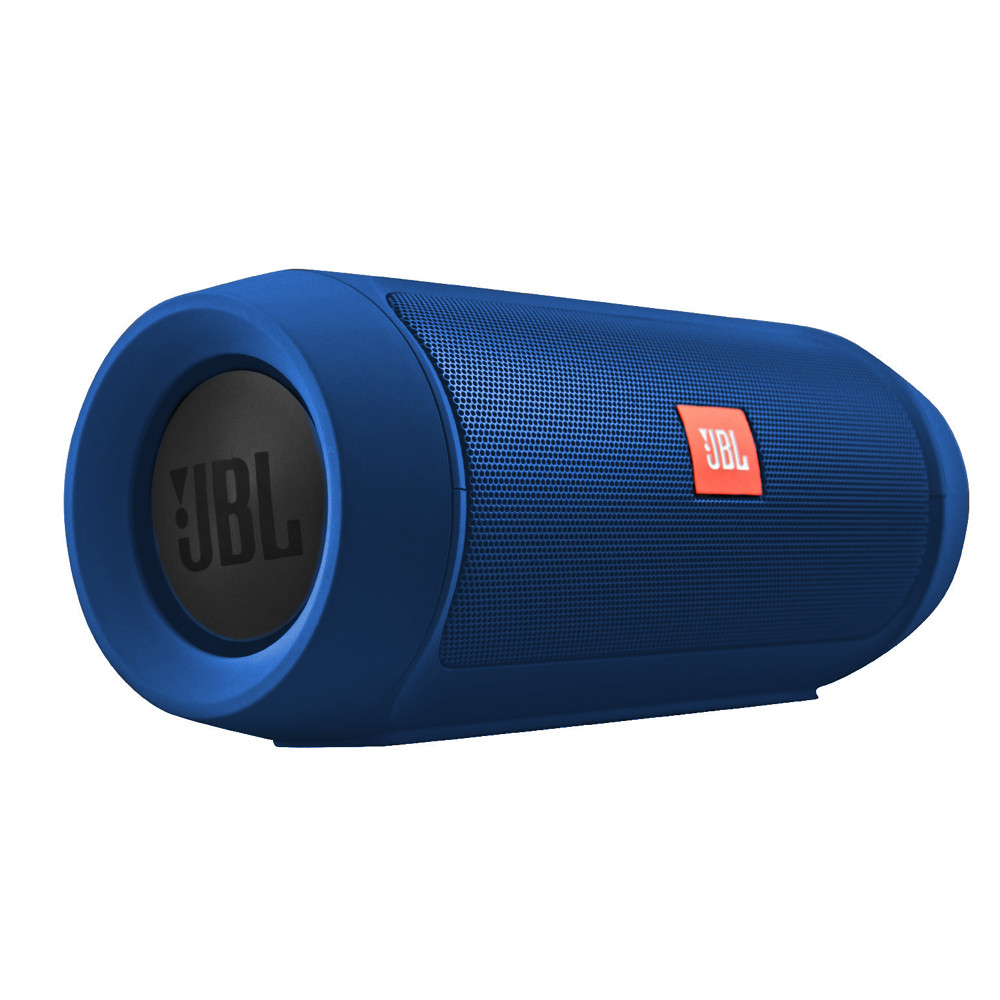 JBL Charge 2+ Bluetooth Speaker (Blue)