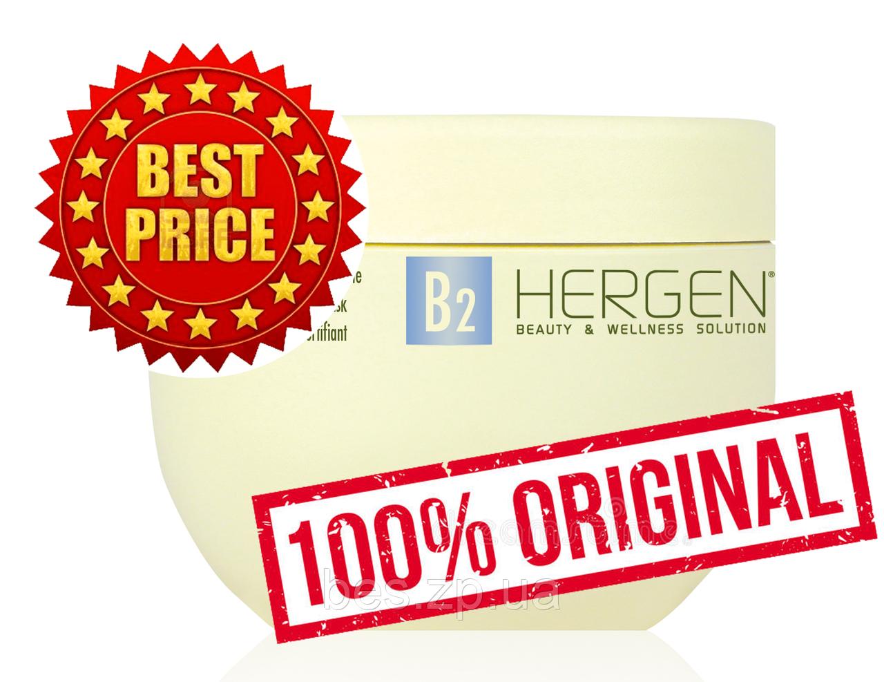 Активна і зміцнююча маска Hergen B2