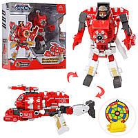 Детский трансформер детские игрушки робот вертолет трансформеры