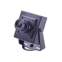 Квадратная мини HD камера видеонаблюдения 1/3 SONY 960H с разрешением 700 TVL, 0.03 Lux, f=3,6 мм (мод. MC-700